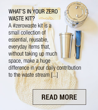 Zero Waste Kit essentials