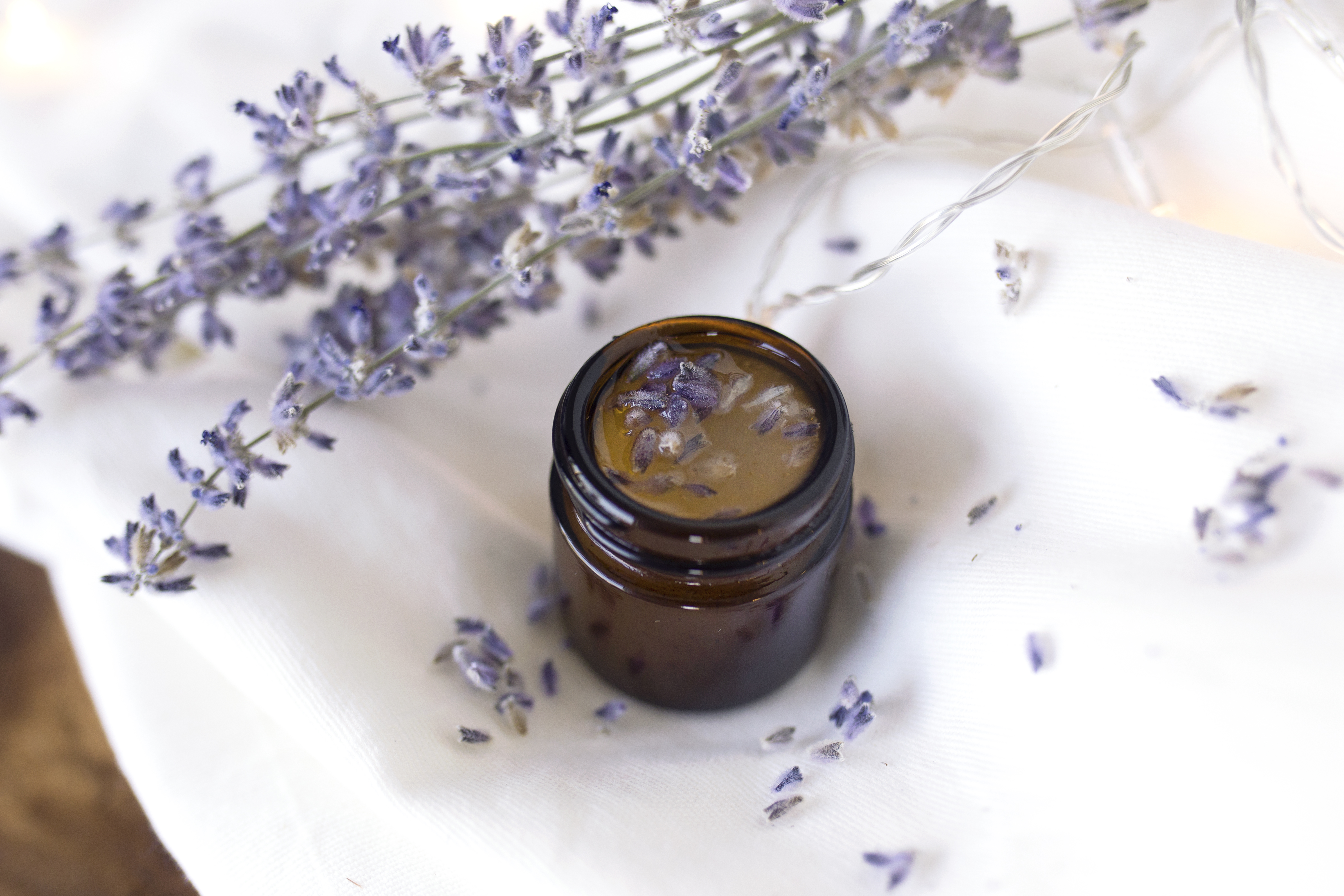 Resuscitate Parched Lips with this Soothing Lavender Sugar Scrub