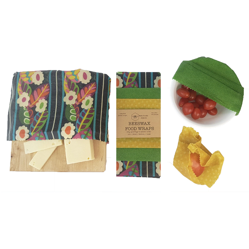 Proper Care + Rejuvenation of Natural Beeswax Wraps