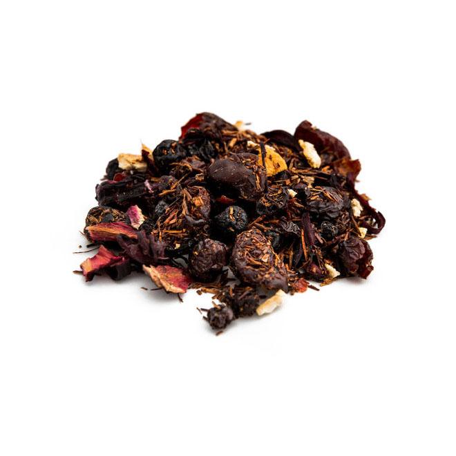 Scarlet Berry Tea by Natur'el Tea